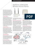 4200 Wireless Access Points