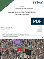 Estudio localizacion urbana