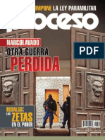 Revista Proceso 02 Mayo 2010 Numero #1748