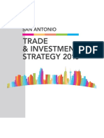 San Antonio Trade Investment Strategy 2015