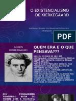 o Existencialismo de Kierkegaard Pronto