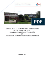 Manual de Proyecto PNF TPA