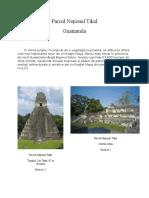 Parcul National Tikal