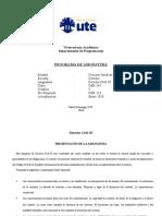 Derecho Civil 3 Programa