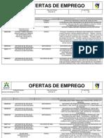 Serviços de Emprego Do Grande Porto- Ofertas 15 de Junho 16