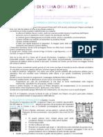 ISTITUZIONI DI STORIA DELL'ARTE 1 primo modulo PUNTI 1 - 4-5