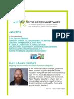 DJLN June 2016 Newsletter