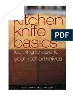 Kitchen Knife Basics