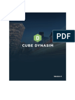 Reference Manual Cube Dynasim 6.11