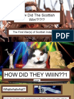 scottish revolution