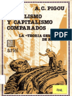 Socialismo y Capitalismo Compar - A. C. Pigou