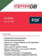 72 gridsql pgcon2008a