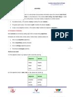 TOIEC Grammar - Adverbs