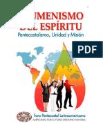 Ecumenismo del Espíritu
