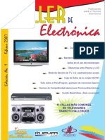 Electronica y Servicio N°1-Taller de electronica