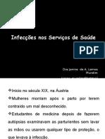 Infecção Nos Serviços de Saude