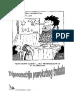 Trigonometrija Pravokutnog Trokuta