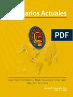 Escenarios Actuales 2015