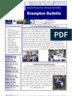 Newsletter Summer Issue 4