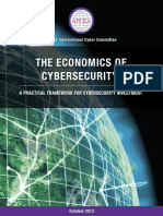 The Economics of Cybersecurity