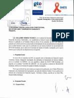 Informe Secretaría de Desarrollo Económico