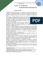 11. El Empresario y El Comerciante en El Código de Comercio Derogado. Eduardo m. Favier Dubois