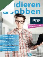 Studieren Und Jobben 2013