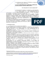 12. La Autonomia y Los Contenidos Del Derecho Comercial a Partir Del Nuevo Codigo. f. Dubois