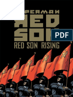 Superman Red Son Rising