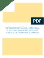 Enfoque sociotecnico, hidrosocial y socionatural-GRH.pdf