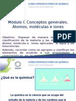 Moleculas iones, tabla periódica.ppt