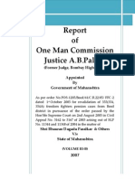 Justice AB Palkar Commission of Inquiry Report VOLUME-IV