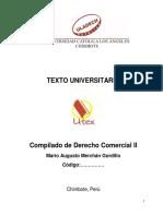 Texto Comercial II