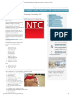 Neuromuscular Physical Therapy Course by NTC - Welcome to NAS