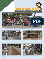 Boletín El Chongonense No 2 - Octubre 2015