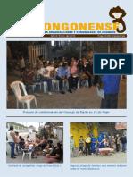Boletín El Chongonense No 3 - Enero 2016