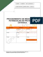 P-023-OPE-SIG Medicion de Potenciales P.C