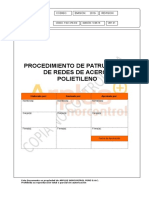 P 021 OPE SIG Patrullaje Redes Acero Polietileno