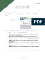 Basics of Microsoft Word 2010 handout.pdf