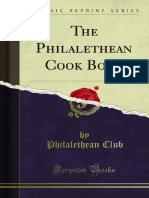 The Philalethean Cook Book 1000003998