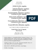 United States v. De Masi, 40 F.3d 1306, 1st Cir. (1994)