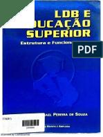 Souza, Nathanael P. LDB e Educação Superior.