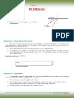 TSG O2 TD2 Refraction.pdf