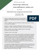 United States v. Scungio, 255 F.3d 11, 1st Cir. (2001)