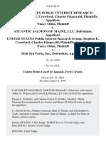 United States Public v. Atlantic Salmon, 339 F.3d 23, 1st Cir. (2003)