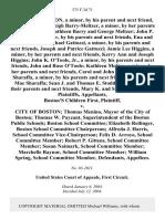 Boston's Children v. City of Boston, 375 F.3d 71, 1st Cir. (2004)