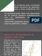 Cordillera Real (EVOLUCION)