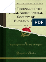 The Journal of the Royal Agricultural Society of England 1860 v20 1000073820