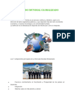 Mercado Mundial Globalizado
