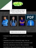 Lachi's Final Presentation